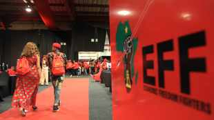 'No one must call an African child a rat in SA': EFF calls for eNCA boycott