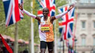I was overcome with sadness - Kenyan Kipchoge after London Marathon postponement