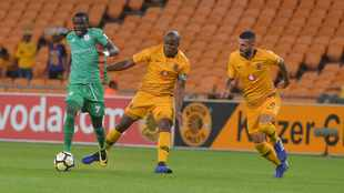 Zesco United have too much zest for Kaizer Chiefs in Caf Confederation Cup