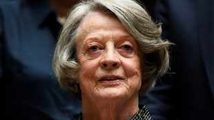 Coronavirus could see Dame Maggie Smith out of 'Downton Abbey' sequel