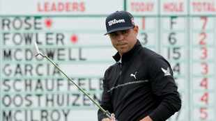 Woodland fires 65 to top star-studded US Open leaderboard
