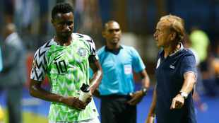 Nigeria's move to hire Gernot Rohr proving to be inspired at #AFCON2019