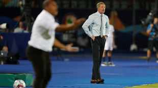 Baxter: I can't promise that I won't change Bafana team for Morocco clash
