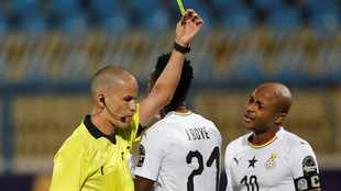 Safa congratulate referee Victor Gomes on Afcon final: 'This is big'