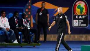 Belmadi lifts Algeria out of their rut, all the way to the Africa Cup of Nations final
