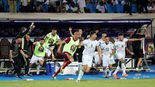 Early goal sees Algeria crowned Africa Cup of Nations kings