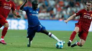 Chelsea setback as Kante not ready to face Sheffield United