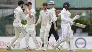New Zealand deserve to be 1-1, says Williamson after win over Sri Lanka