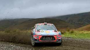 Rally Wales GB cancelled for the first time in over 50 years
