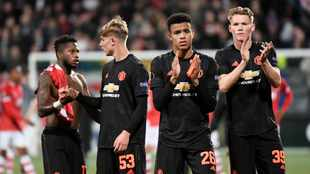 Alex Ferguson impressed by Mason Greenwood and Scott McTominay