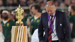 Jones regrets not changing lineup for World Cup final