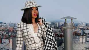 Cardi B cracks us up with her DIY hair mask tutorial: 'Put it in that b*tch'