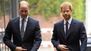 Prince William and Prince Harry keeping in touch via Zoom