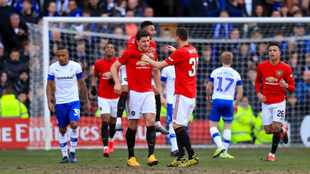 Awesome Manchester United smash Tranmere for six in FA Cup mauling