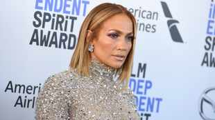 WATCH: Jennifer Lopez is 'a little heartbroken' at having wedding postponed