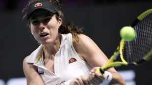 Konta wants ATP/WTA to be a merger of equals