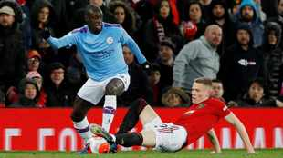 City's Mendy in self-isolation after a family member was tested for coronavirus