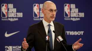 NBA releases schedule, but Silver admits risk exists