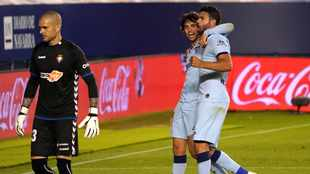 Atletico see off Levante for third win on the bounce