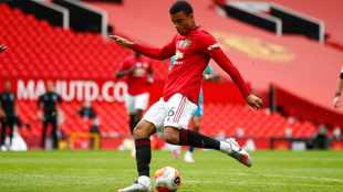 Mason Greenwood is a special talent, says Ian Wright