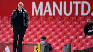 Man United 'never got into our rhythm' against Southampton