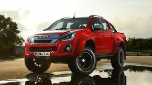 High-riding Arctic Isuzu confirmed for South Africa