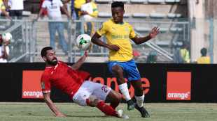 Second leg against Al Ahly will be more mental for Sundowns, says Themba Zwane