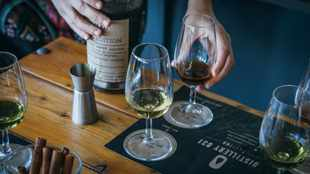 Acquire a taste for the finer things in life at Distillery 031