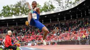 Long jump duel between Manyonga and Echevarría one of several high-powered Diamond League clashes