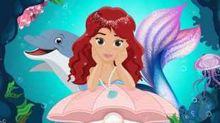 The Little Mermaid is at Canal Walk for the June holidays