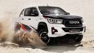 SA Hilux range spiced up with Legend 50, GR-Sport