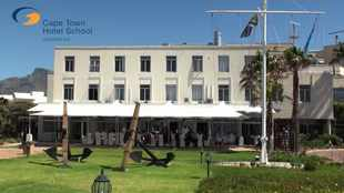 Enjoy a night of fine cuisine at the Cape Town Hotel School Restaurant