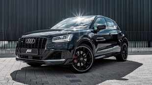ABT gives the Audi SQ2 some extra sparkle