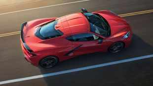 2020 Stingray: Chevrolet unleashes first-ever mid-engined Corvette