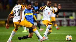 Baccus the hero as Kaizer Chiefs hit back to beat Cape Town City