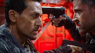 Roshan and Shroff team up in action-packed movie