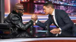 Black Coffee makes guest appearance on 'The Daily Show' with Trevor Noah