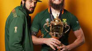 WATCH: All the best moments AFTER the Springboks won the Rugby World Cup