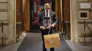 Cheslin Kolbe on 'World Player' award in France: Everything is totally crazy