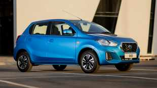 Driven: Datsun's slicked-up Go with CVT gearbox