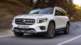 Driven: SA-bound Mercedes GLB is capable and practical
