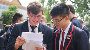 45 years in a row - St Benedict's continues rich tradition of 100% matric pass rate