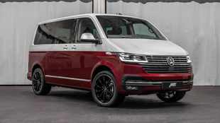 ABT Sportsline perks up the latest Volkswagen T6.1 bus