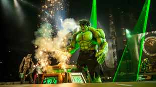 Win tickets to Marvel Universe LIVE (Gauteng Only)