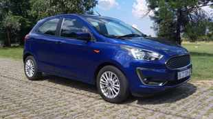 Tested: Ford Figo Titanium does the job with gusto