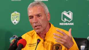 Kaizer Chiefs search for their swagger