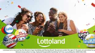 South African citizens can now bet on some of the world's major lotto's