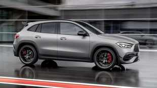 Mercedes-AMG unleashes new GLA 45 S with 310kW