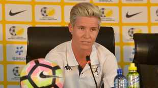 'Women players need corporate support', says Banyana skipper