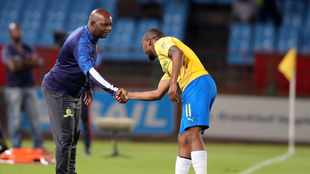 Pitso and Mamelodi Sundowns won't be backing down